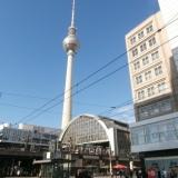Wieża telewizyjna - Alexanderplatz Berlin
