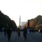 Widok na Kolumnę Zwycięstwa Berlin
