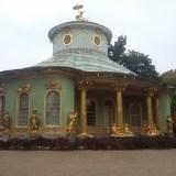 Chiński Dom Herbaty w Parku Sanssouci