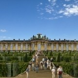Pałac Sanssouci - Poczdam