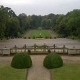 Widok na park Sanssouci