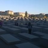 Pomnik w Berlinie - Memorial to the Murdered Jews of Europe