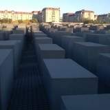 Berlin Pomnik holocaustu