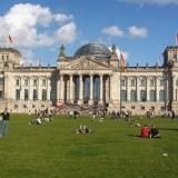 Gmach Reichstagu – siedziba Bundestagu
