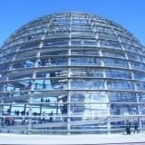 Kopuła Reichstagu w Berlinie